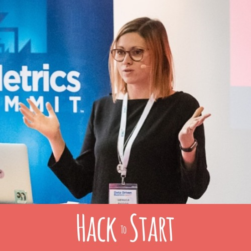 Hack To Start - Episode 184 - Gessica Bicego, Head of Performance Marketing, Blinkist