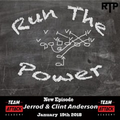 Jerrod & Clint Anderson - Training and Developing Offensive Linemen EP 004