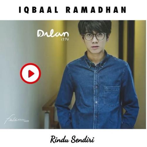 Iqbaal Ramadhan - Rindu Sendiri OST.Dilan 1990 ( Official Audio )