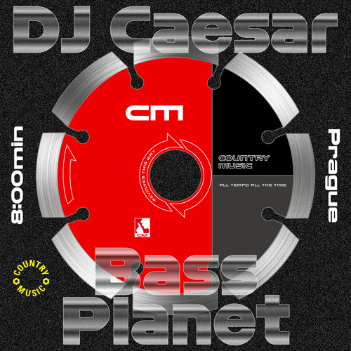 DJ Caesar - Bass Planet
