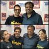 Hrishi K with Sanjay Suri, Samir Soni, Nora Fatehi & Zenia Starr - 'My Birthday Song' the movie