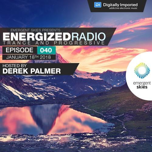 Energized Radio 040 with Derek Palmer