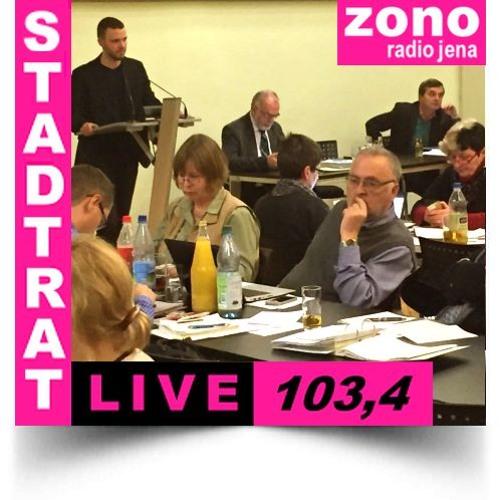 Hörfunkliveübertragung (Teil 2) der 40. Sitzung des Stadtrates der Stadt Jena am 18.01.2018