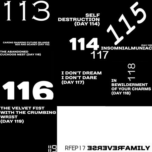 Reverse Family EP17