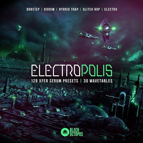 Black Octopus - Electroplis For Serum