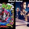 Sick Boy . Dusk Till Dawn - The Chainsmokers . ZAYN ft Sia [BUY = FREE DL] (Mashup)