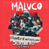 KARETUS FT WET BED GANG - MALUCO (DOMIINO REMIX) v1 Portada del disco