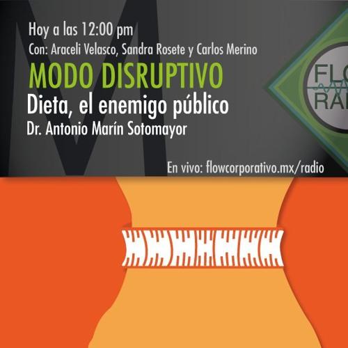 Modo Disruptivo 08 - Dieta, el enemigo público