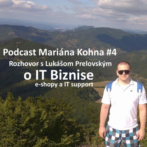 Rozhovor o biznise, IT a živote mladých ľudí na Slovensku, hosť: Lukáš Prelovský
