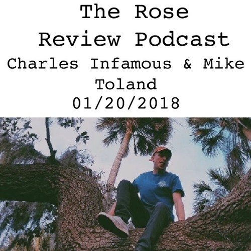 RR Episode 3 (Charles Infamous & Mike Toland)