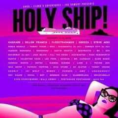 Lane 8 Live @ Holy Ship 2016