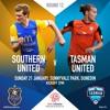 Paul O'Reilly previews match v Tasman Utd