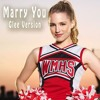 Marry You - GLEE Version (Backing Track)