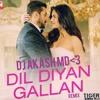 Dil Diyan Galan   Raggaeton Mix (Tiger Zinda Hai)   DJ AKASH MD