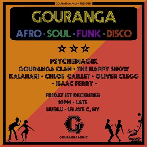 PSYCHEMAGIK - Gouranga Party - NYC December 2017