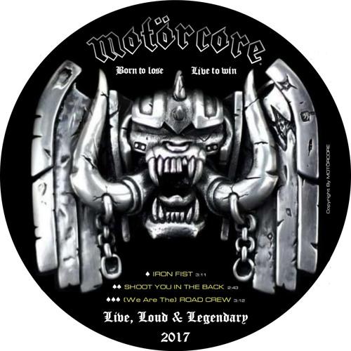 Motorhead Cover - LoveMeForever