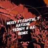 Mixey Ft. Capital T - Hatixhe (TR3NDY & A.E) BALLKAN REMIX