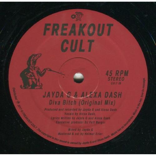 Jayda G - DIVA BITCH (JAYDA G GET DOWN ON UR KNEES MIX)