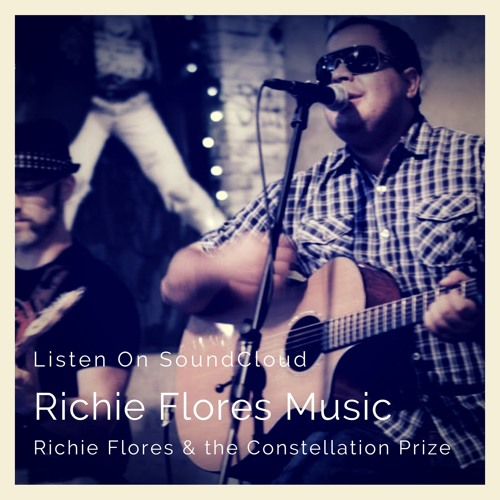 This is: Richie Flores - ( Blind Cafe Performing Songwriter )