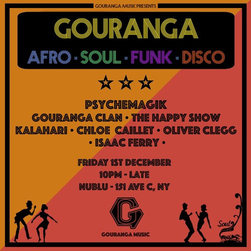 Gouranga NYC Parties