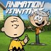 Lincoln Loud vs Charlie Brown. Animation vs Anything Season 1
