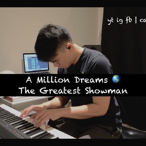 A Million Dreams | The Greatest Showman | Orchestra & Piano