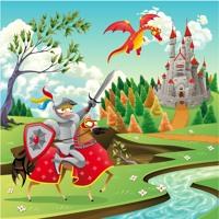 Bajka o rycerce Elżbiecie (A fairytale about Lady Elizabeth)