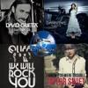 Queen Vs Evanescence, Taylor Swift, David Guetta Ft Sam Martin – Dangerous (by Djenergy)