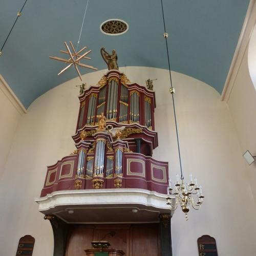 Dienst 21 januari 2018 in Oud Katholieke Kerk Middelburg. Ds. B. de Haan en pastor R. Robinsin