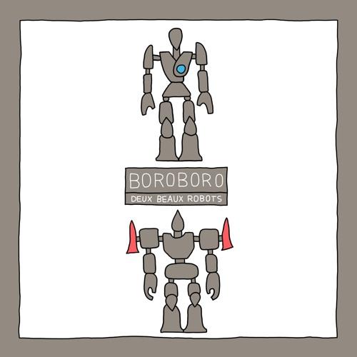 Deux beaux robots