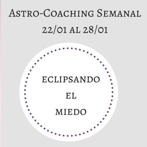 Astrocoaching del 22 al 29 de Enero