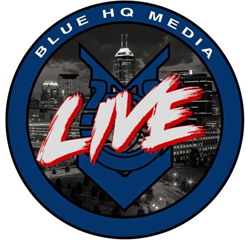 Blue HQ Media LIVE featuring Anthony Heygood