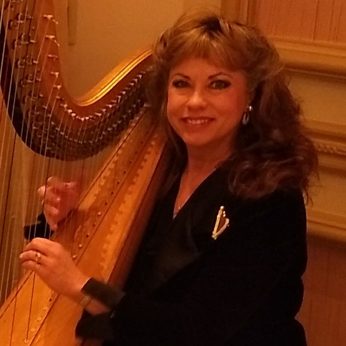 Rule the World, by Take That, arr for harp by Mishelle Renee