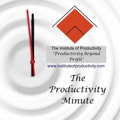 Productivity Minute episode 1