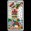 XVI - HOUSE OF GOD - Tarot Love Disco Punk