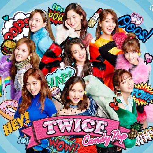 TWICE(트와이스) - CANDY POP (3D AUDIO)