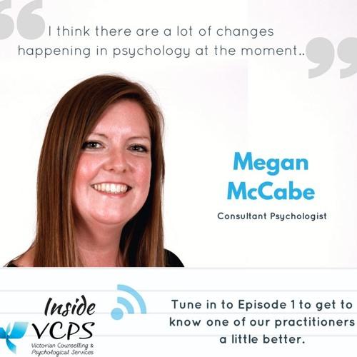 Episode 1 - Inside VCPS: Meet Megan McCabe