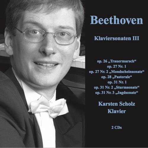 "Beethoven Sonata Op. 27 Nr. 2 ""Moonlight - Sonata"" Adagio Sostenuto"