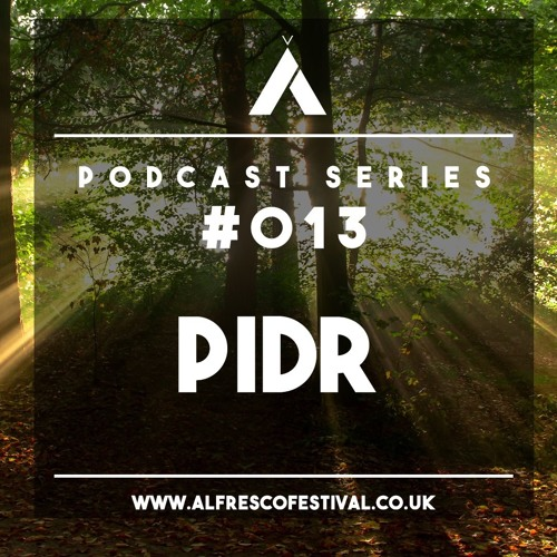 Alfresco Podcast 13 - PIDR