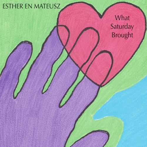 "Esther en Mateusz - fr.1 van ""What Saturday Brought"" (2018)"