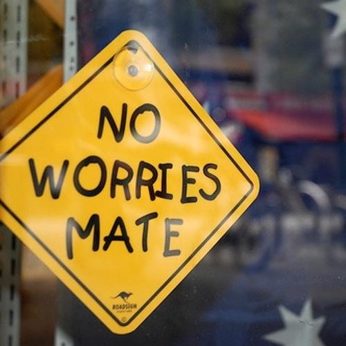 No Worries - Fran Love