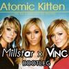 Atomic Kitten - The Tide Is High (Millstar X Vinc Moombahton Bootleg) Preview