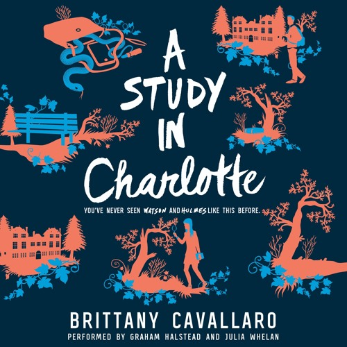The Charlotte Holmes Series by Brittany Cavallaro