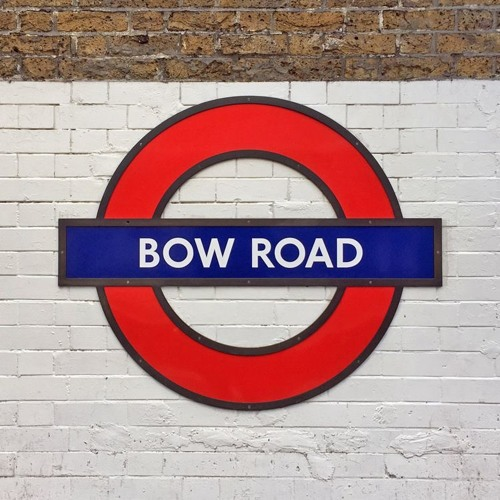 Welcome to Bow Road station