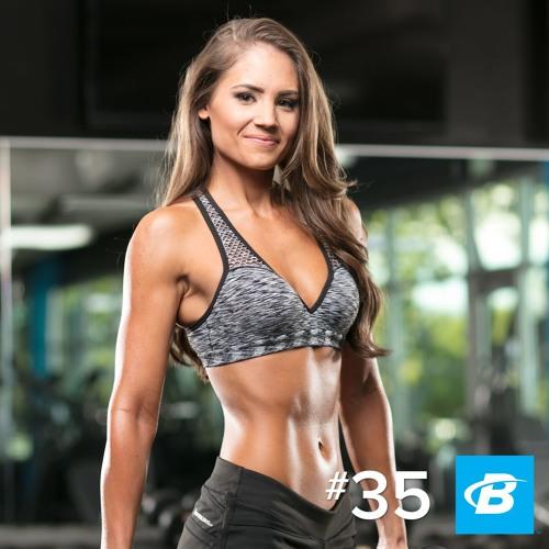 Episode 35: Taylor Chamberlain - Born into Bodybuilding
