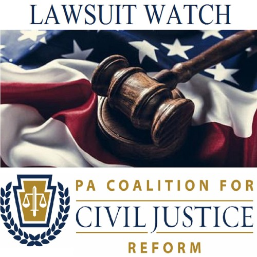 LAWSUIT WATCH  1 - 22 - 18 - -CURT SCHRODER - - PCCJR