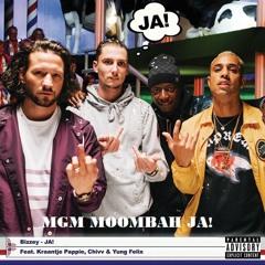 MGM Presents Bizzey Ft. Kraantje Pappie & Chiv 2 - Ja! (MGM Moombah Edit Ja! )FREE DOWNLOAD!!