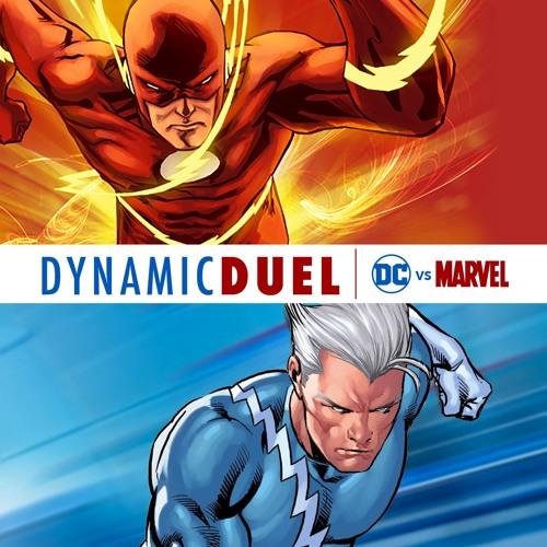 The Flash vs Quicksilver