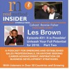 """EPS:31 Les Brown. Everold Reid. Part 2. """"It Is Possible! Unleash Your Full Potential for 2018"""""""