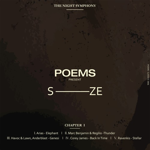 The Night Symphony - Poems Present S-ZE [Chapter 1]
